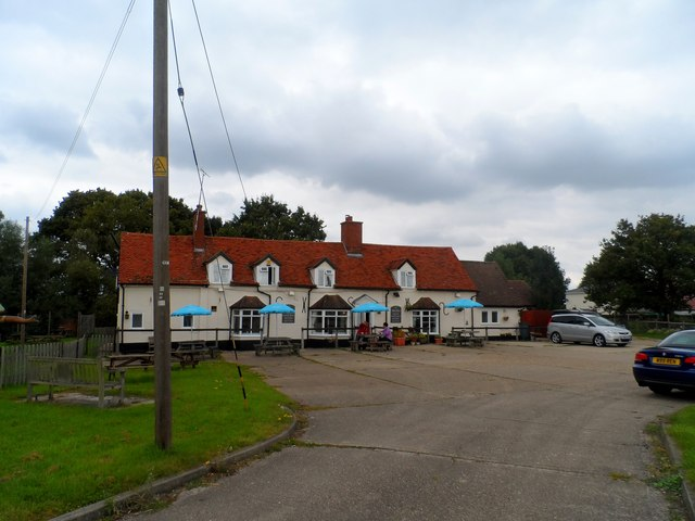 The Beckingham Bell pub, Tolleshunt Major