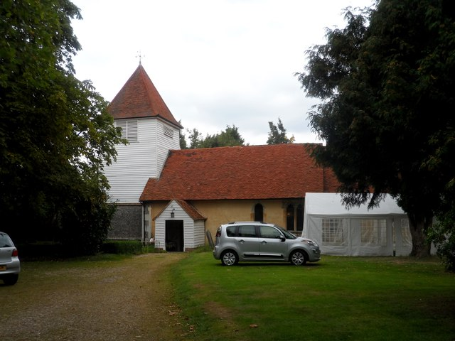 All Saints' Church, Little Totham