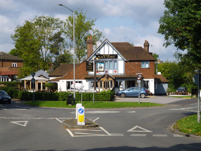 The Black Horse, Iver Heath