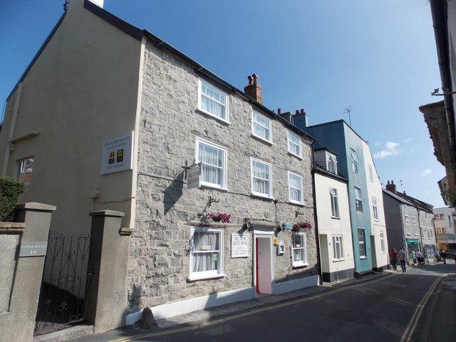 Lyme Regis: 29 Coombe Street