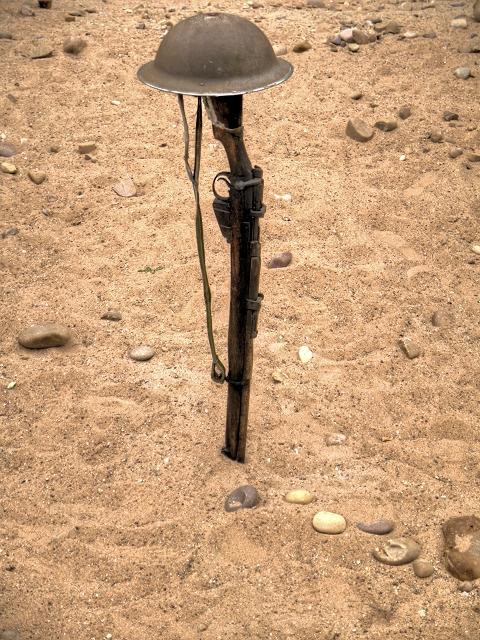 Battlefield Cross, National Memorial Arboretum