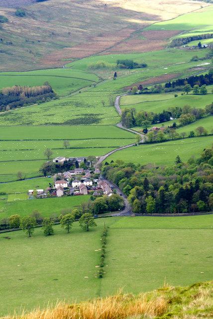 The Village of Haughhead
