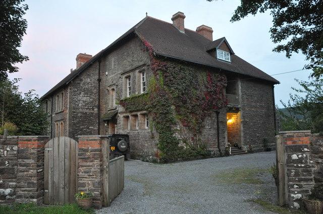Upton : Cranmer House