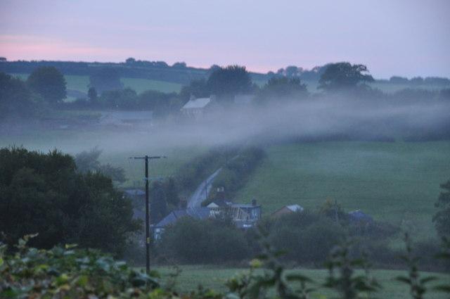 Upton : Countryside Scenery