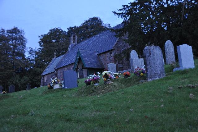 Upton : St James's Church