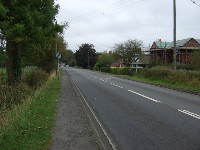 Scotter Road, Messingham (A159)