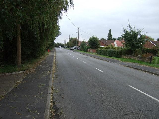 Brigg Road, Messingham  (B1400)