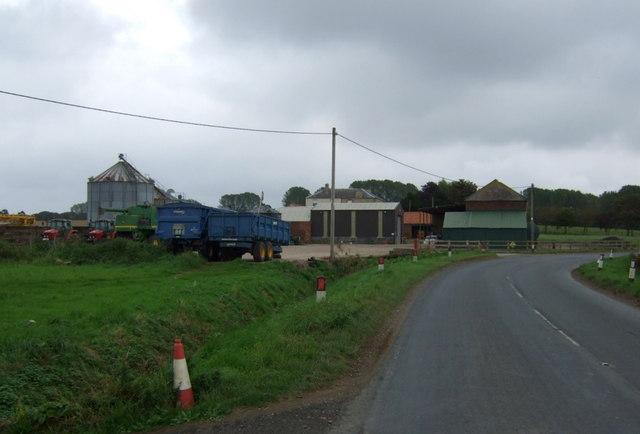 Cleatham Hall Farm