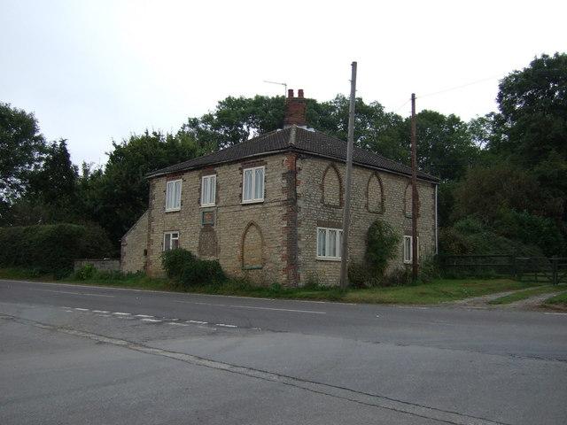 House on Cleatham Road (B1400)