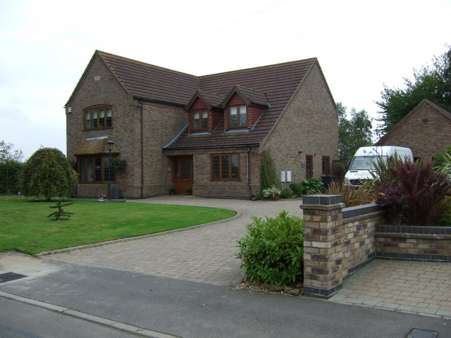 House on Northorpe Road, Scotton