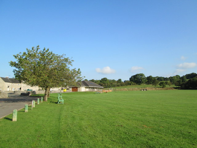 Sports ground, Waterhouses