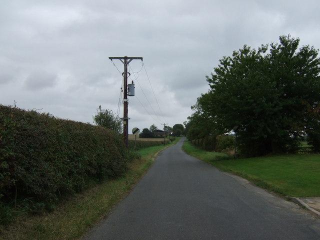 Northorpe Road