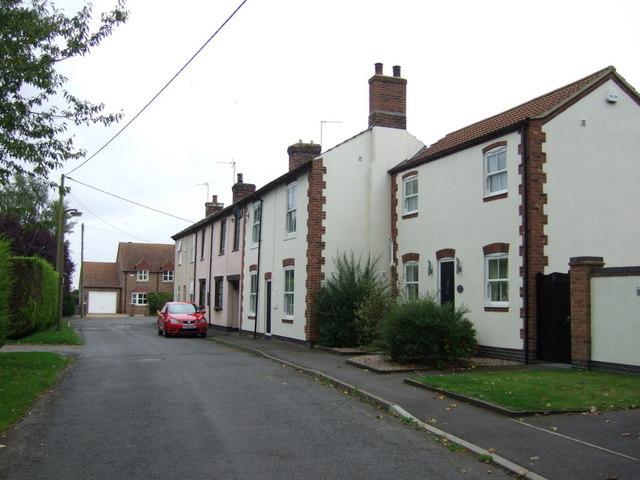 Houses on High Street, Scotton