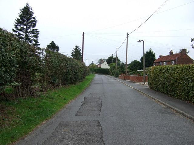 High Street, Scotton
