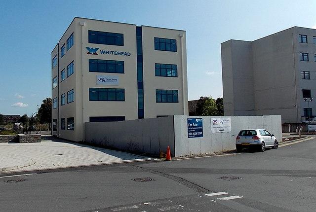 Four storey office block, Usk Way, Newport