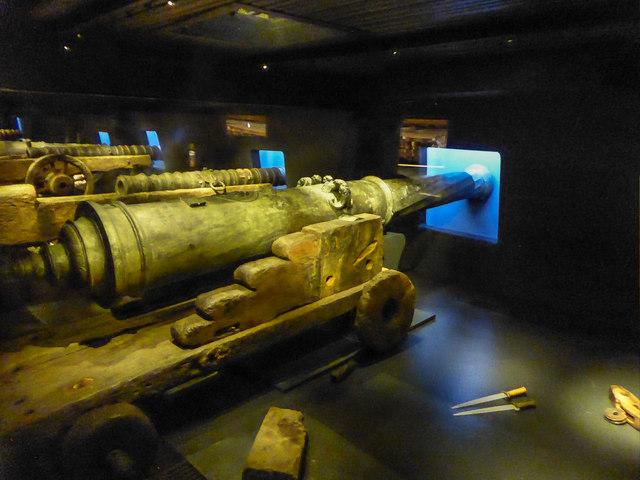 Mary Rose Museum, Portsmouth Historic Dockyard, Portsmouth, Hampshire