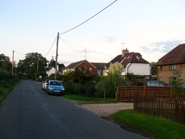Council Cottages, Bolney Chapel Road, Crosspost