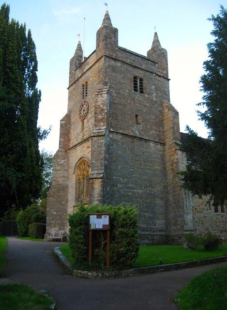 St Mary Magdalene Church, Bolney