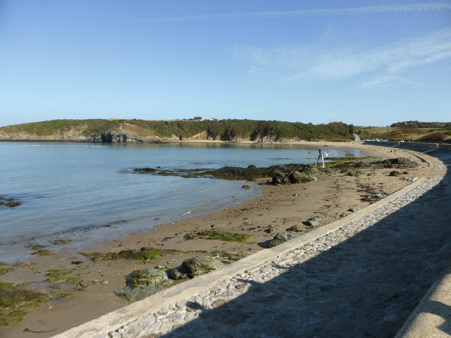 Traeth Mawr and St Patrick's Bell