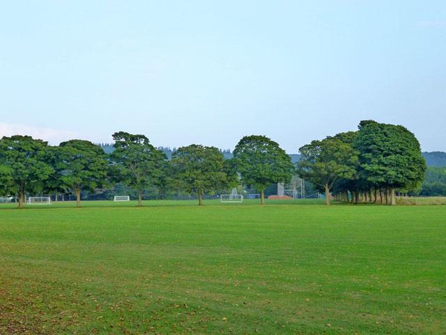 Sports fields, RAF Halton