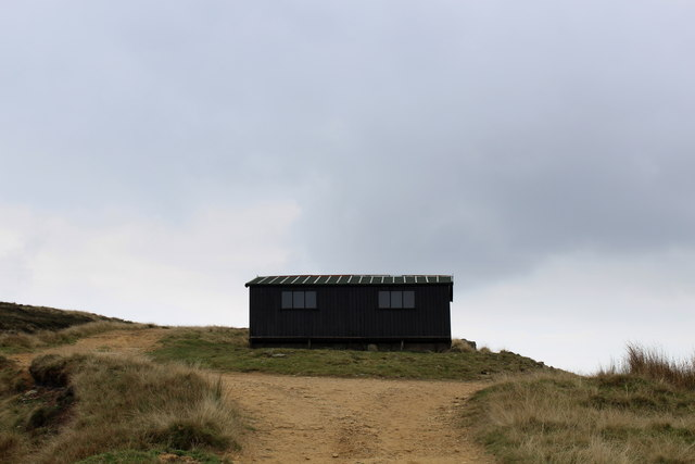 Shooting Hut on Stean Moor (2)