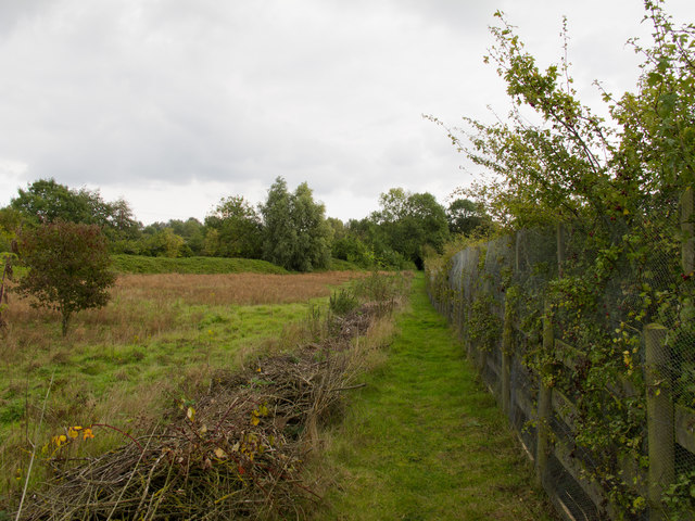 Public footpath near Brook Farm, Hatfield Peverel