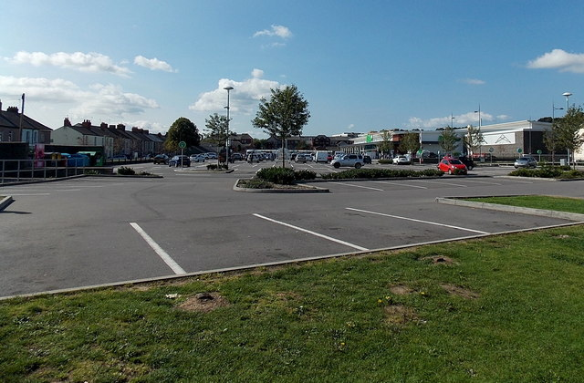 Asda car park, Pill, Newport