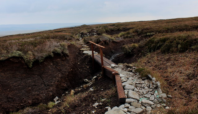 Access to Grouse Butts on Stean Moor
