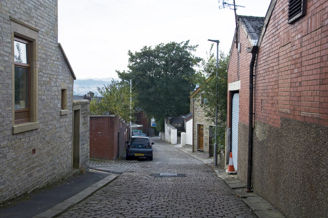 Side Street, Accrington