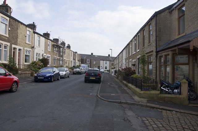 Ramsbottom Street, Accrington