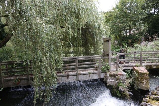 Bridge on the Weir