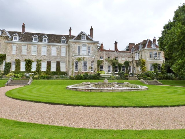 Firle Place, Firle, East Sussex