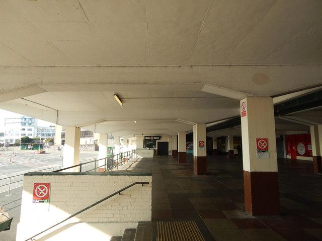Bretonside Bus Station