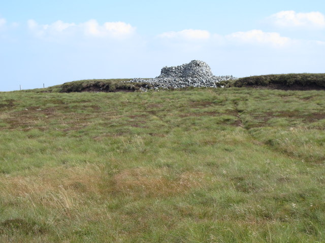 The summit of Cold Fell (3)