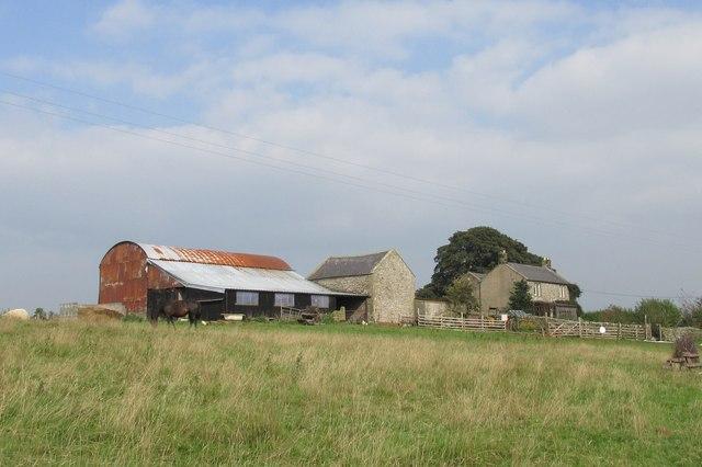 Horneystead farm.