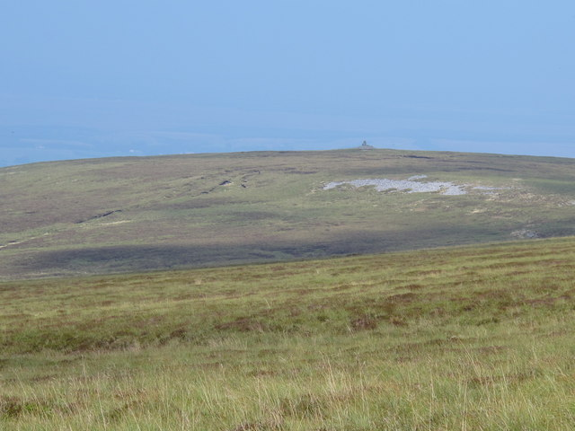 The northwestern slopes of Cold Fell (2)
