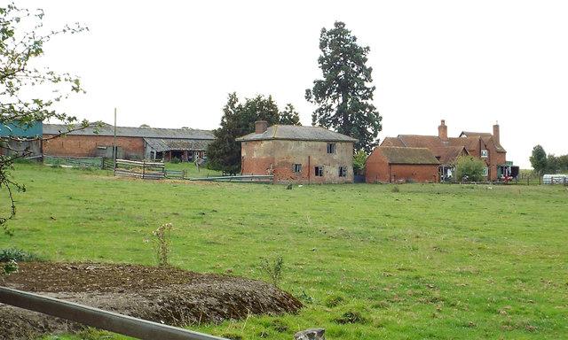 Older buildings, The Dairy Farm