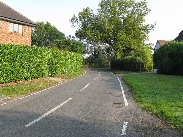 Chipstead:  Starrock Lane