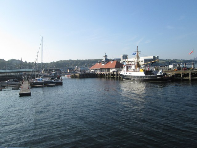 Rothesay Ferry Terminal