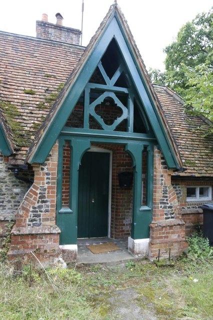 Gatehouse Porch