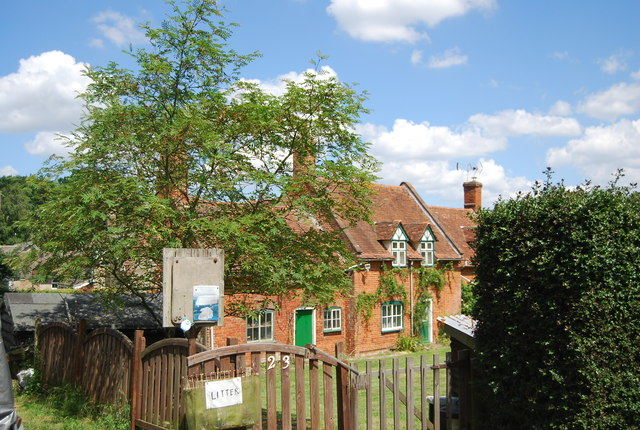 Houses in Tattingstone