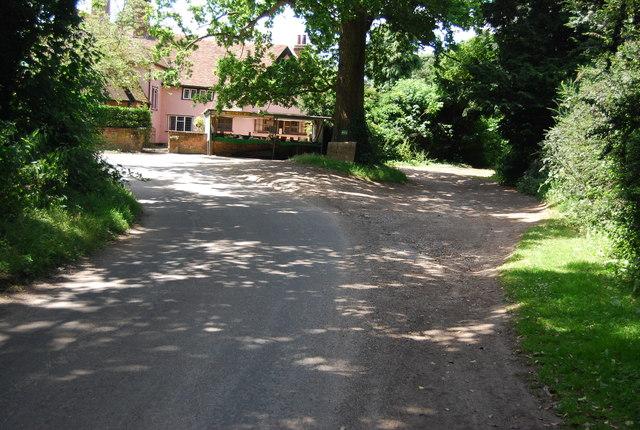 Back Lane off Church Rd