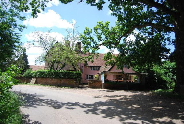 Pond Hall Farmhouse