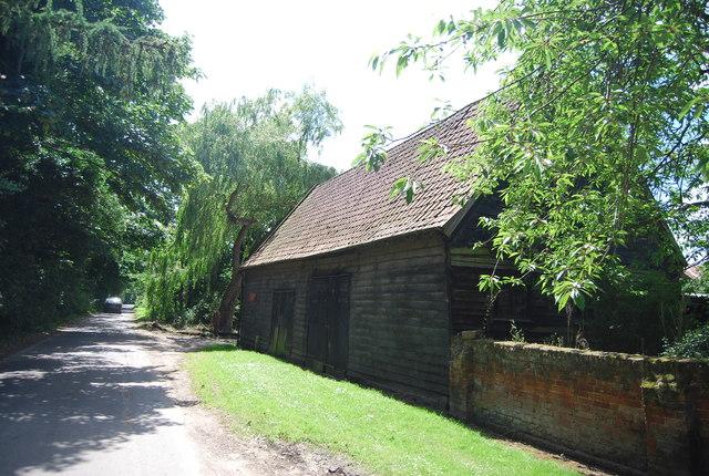 Barn, Pond Hall Farm