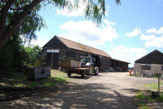 Pond Hall Farm