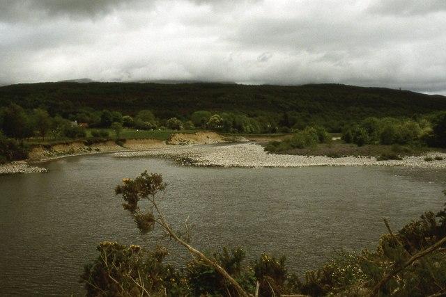 River Lochy passing Kilmonivaig