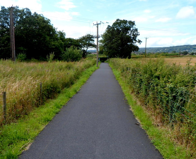 Festival Way approach Backwell Bow