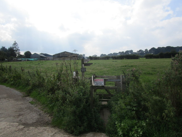 Stile and Tangier View Farm