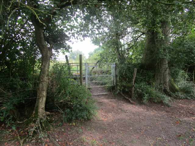Gate on the Kings Way