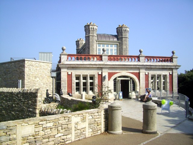 Durlston Head Castle